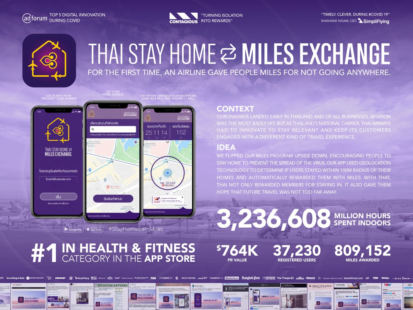 Stay Home Miles Exchange Thumbnail