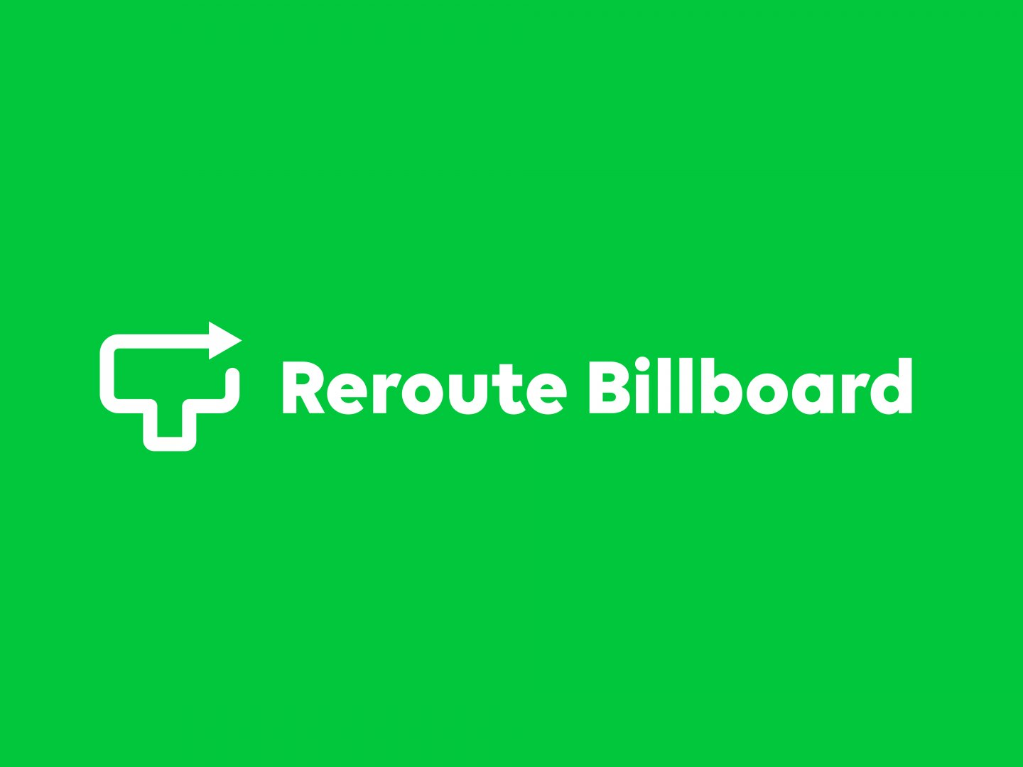 Re-route Billboard Thumbnail