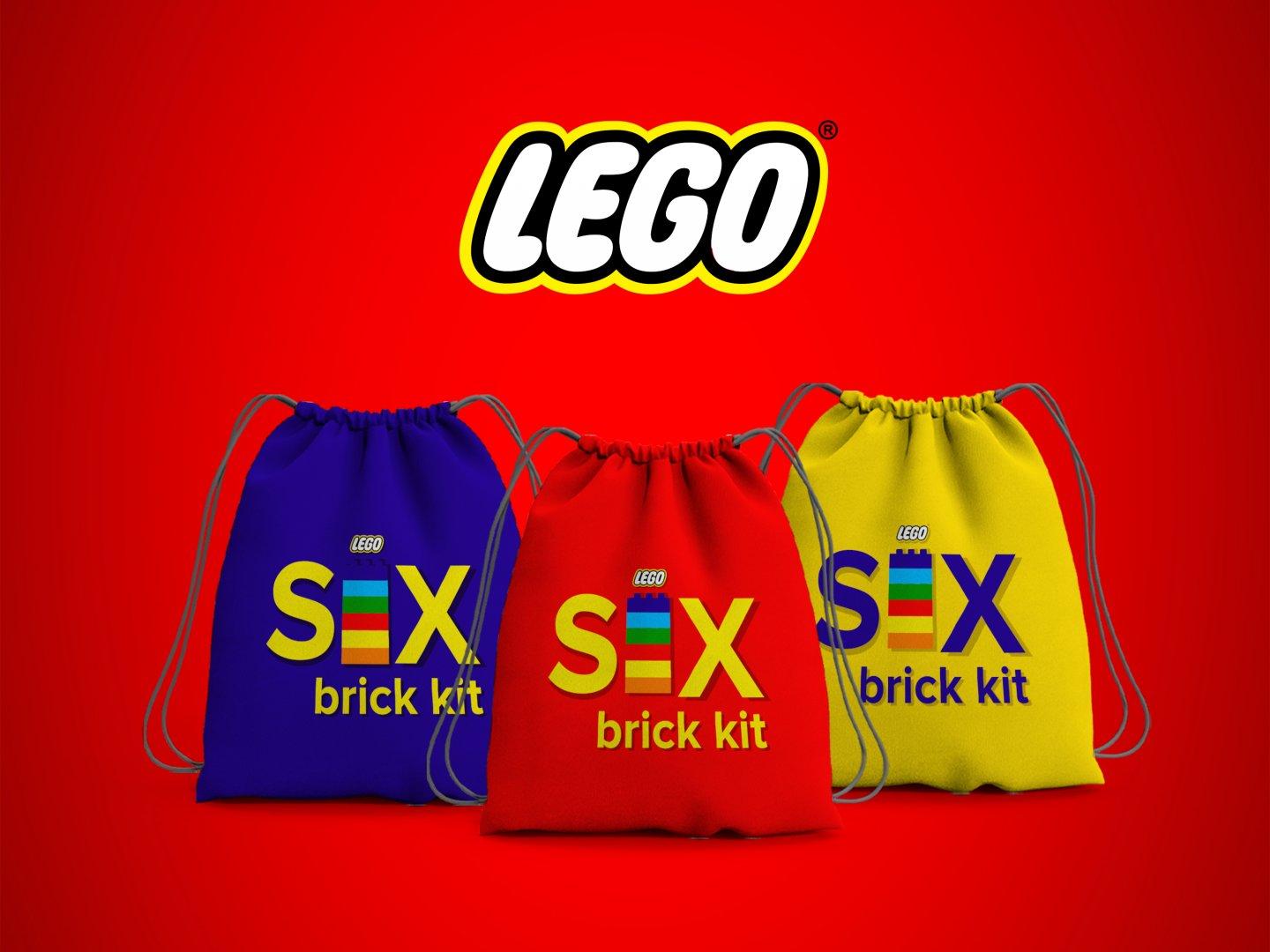 Six Brick Kit Thumbnail