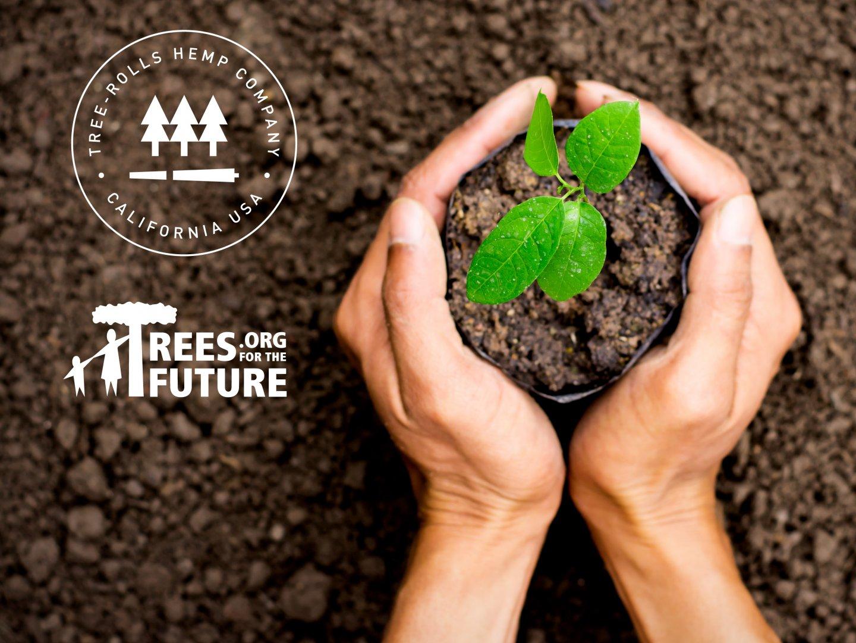 Tree-Rolls: You Smoke 'Em, We Plant 'Em