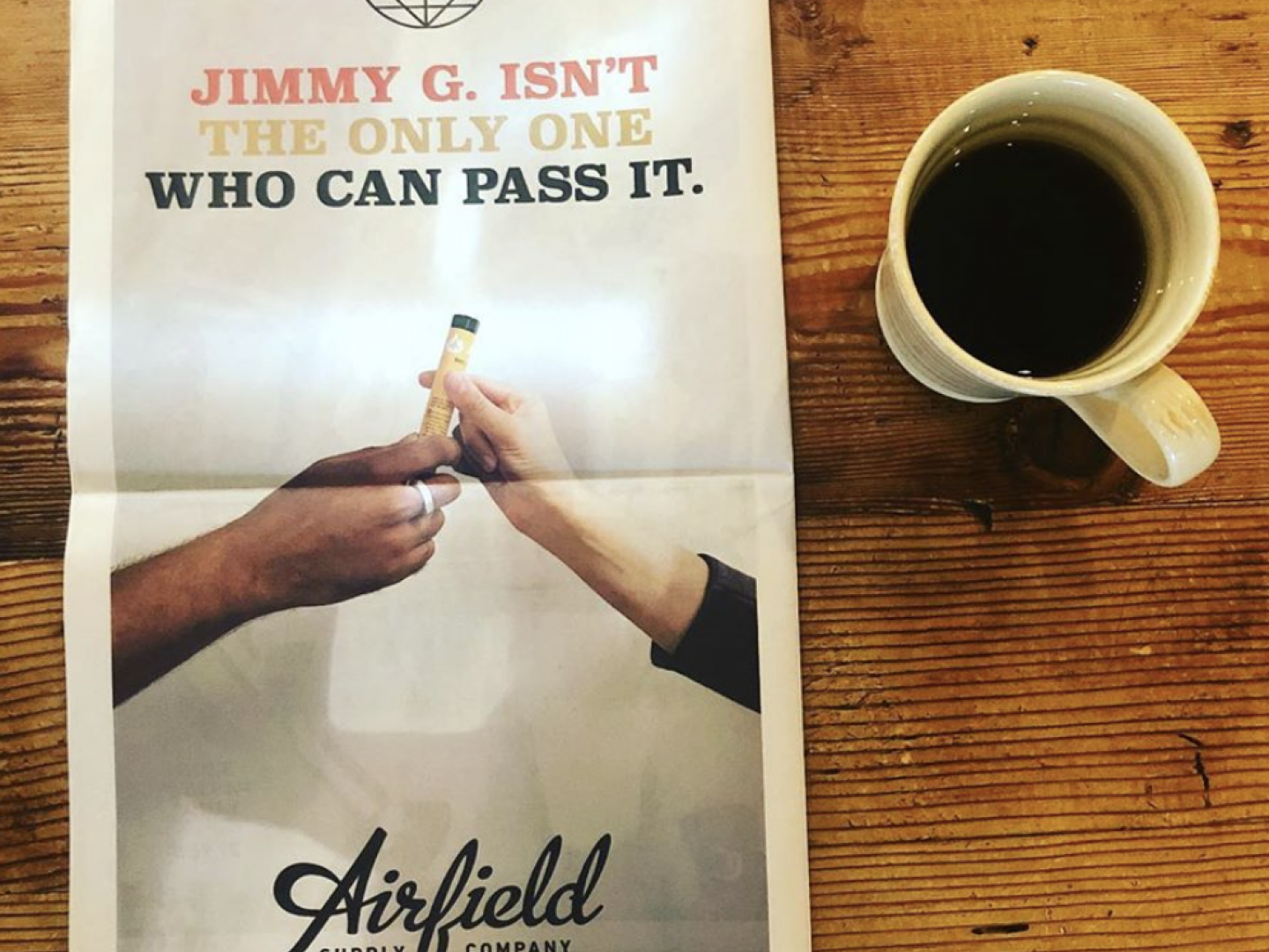 Airfield Supply Company: The Perfect Pass: A First-Ever Campaign for Cannabis