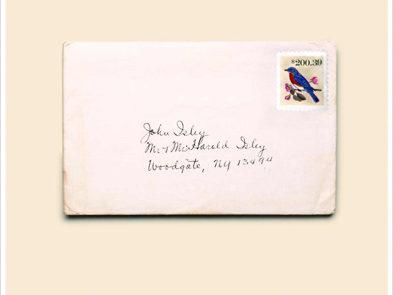 Expensive Trip - Letter Thumbnail