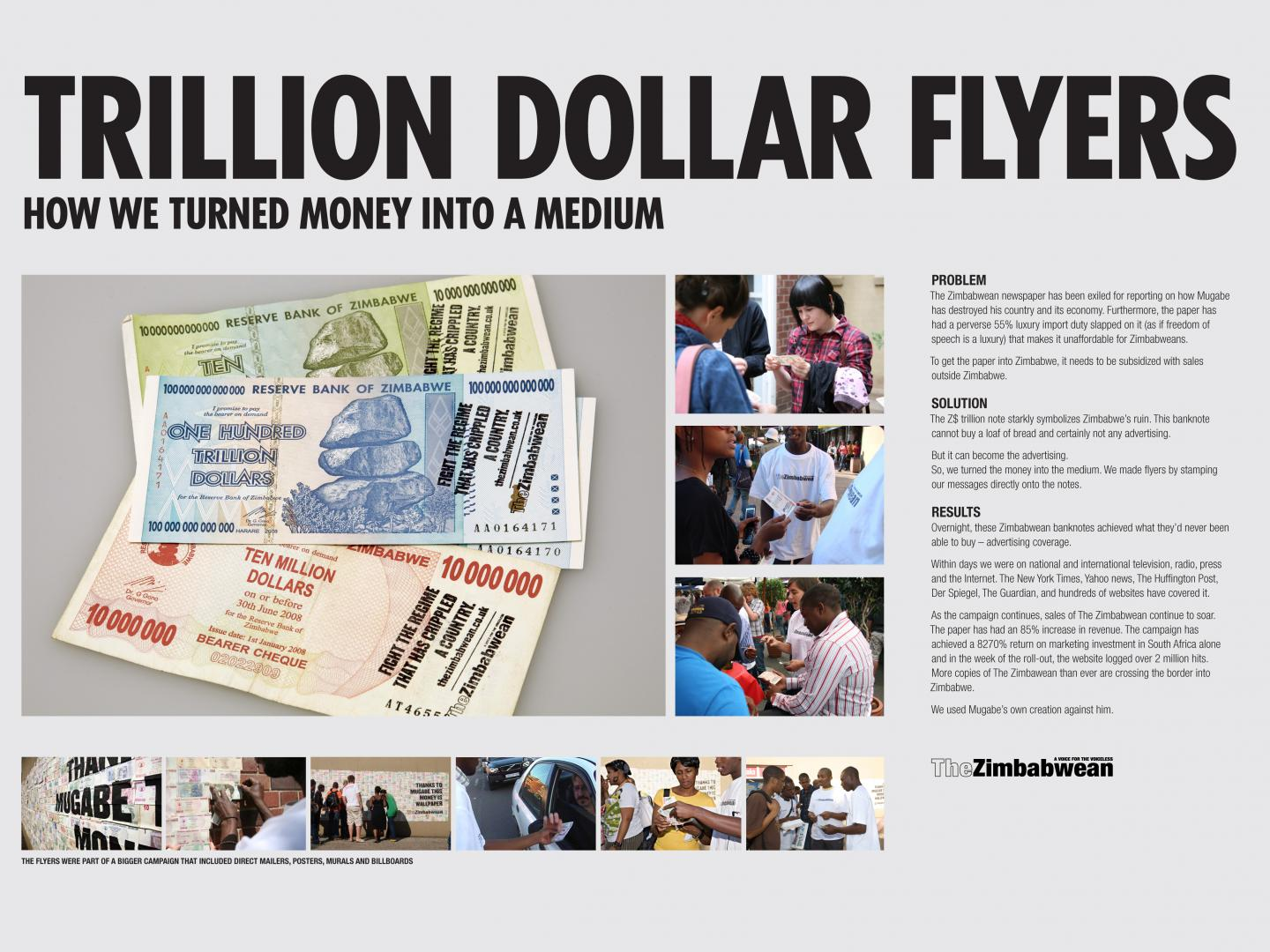 The Trillion Dollar Flyer Thumbnail