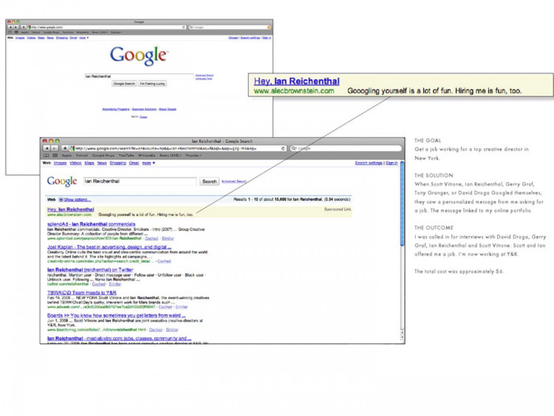The Google Job Experiment Thumbnail