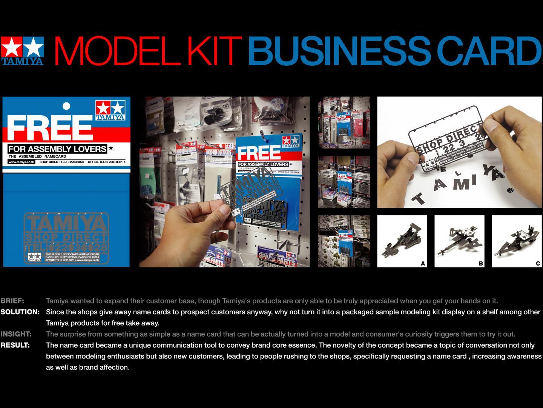 Tamiya Business Card Thumbnail