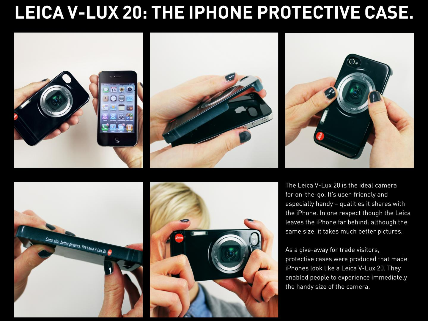 The iPhone Protective Case Thumbnail