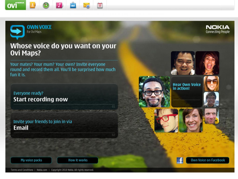 Nokia Own Voice Thumbnail