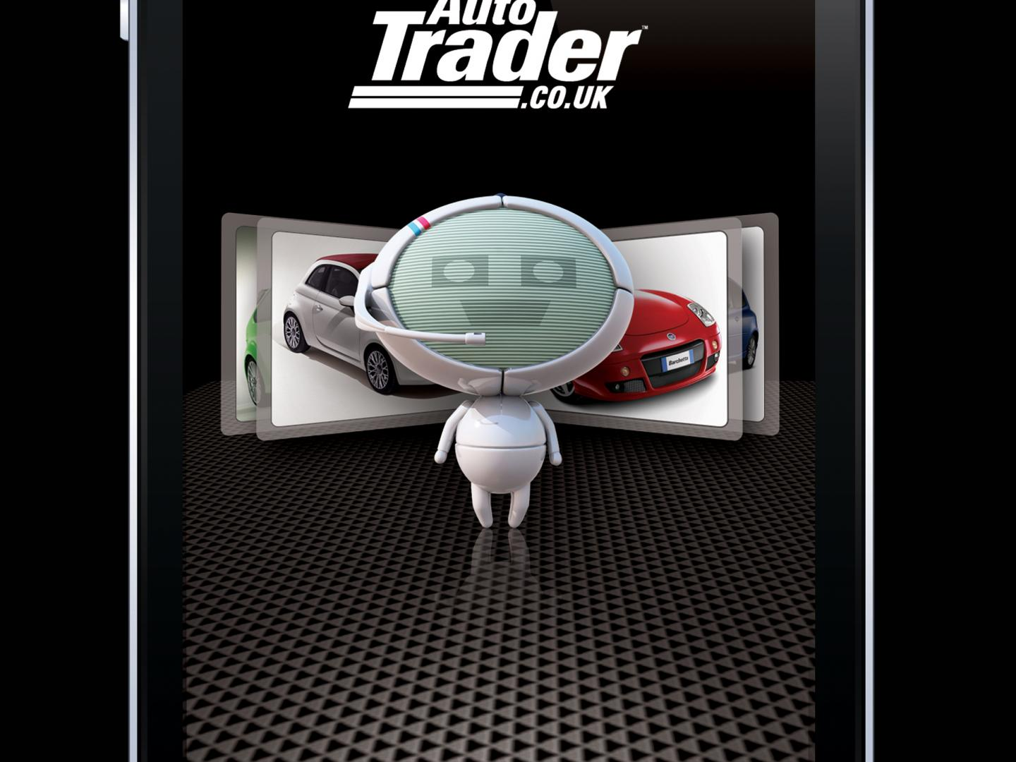 Auto Trader iPhone App Thumbnail
