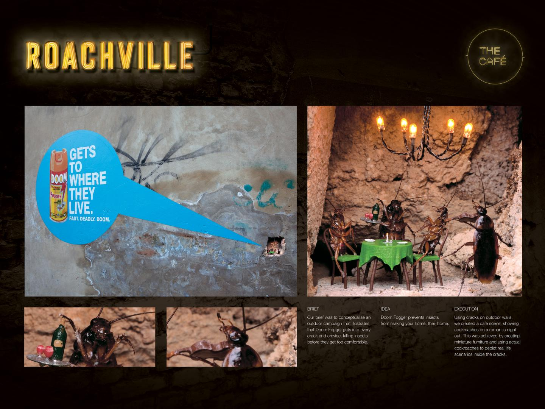 Roachville - The Café Thumbnail