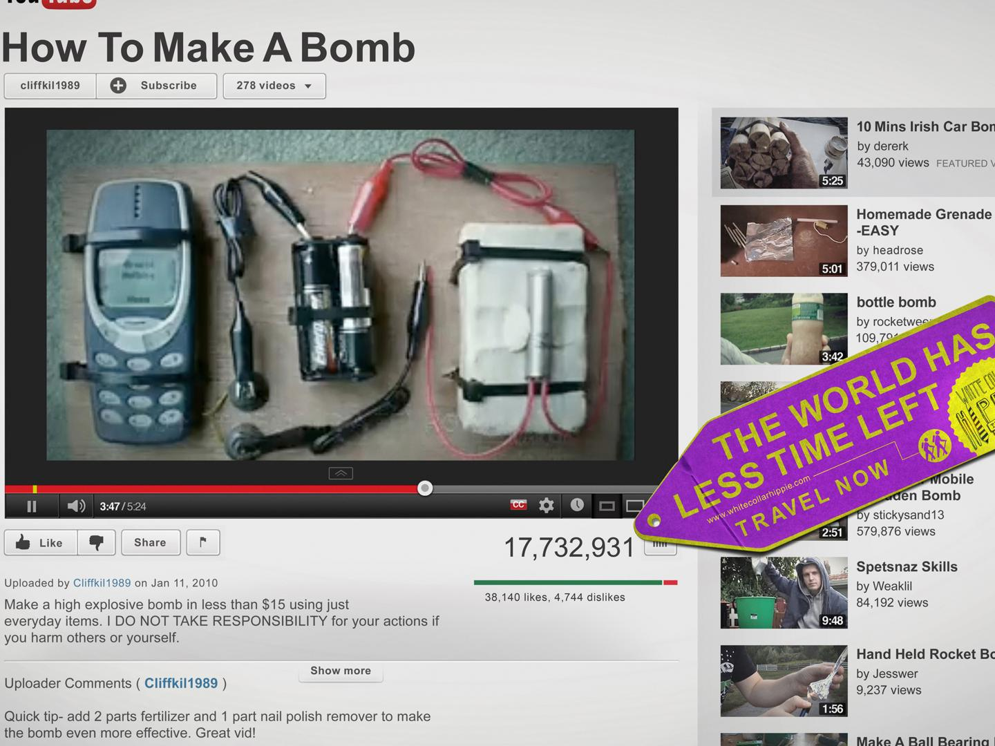 Image for HOW TO - BOMB