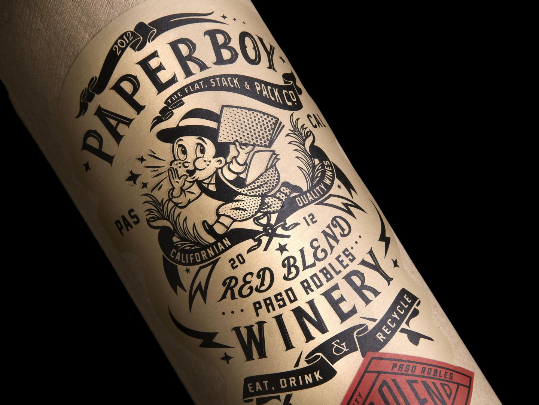 Paperboy Wine Thumbnail