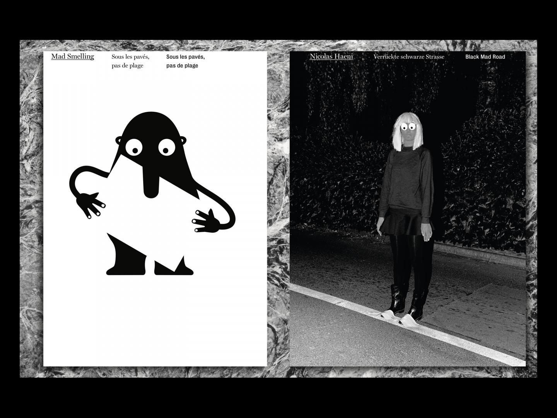 Soirée graphique Magazine N°6 Thumbnail