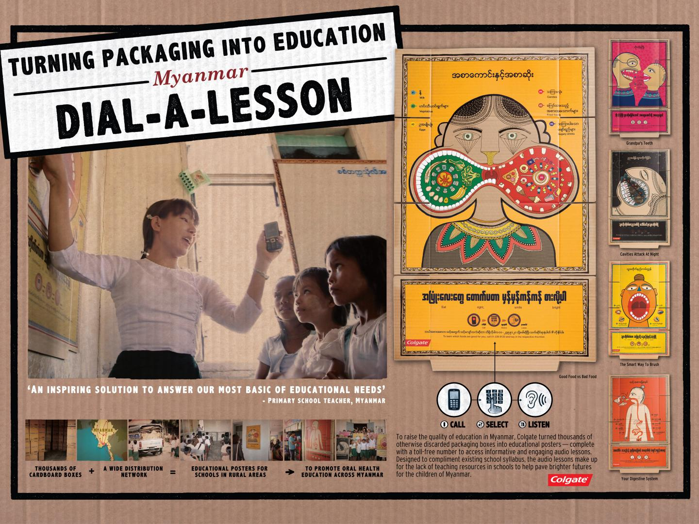 Turning Packaging into Education Thumbnail