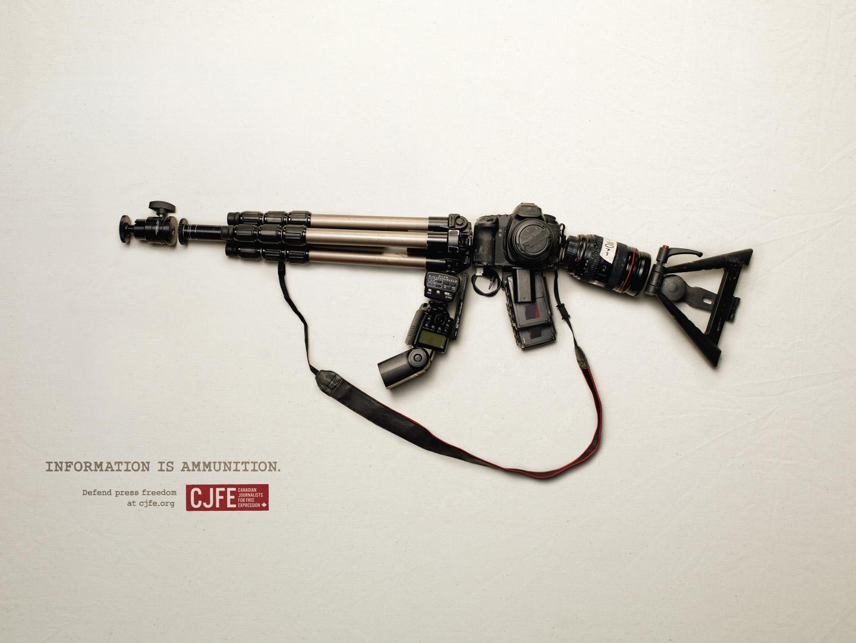 Information is Ammunition - AK47 Thumbnail