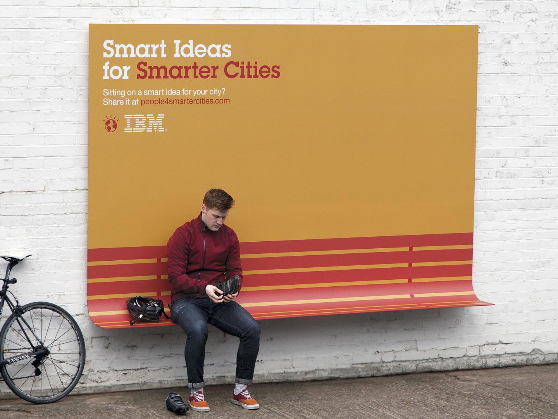 Smarter Outdoor Bench Thumbnail