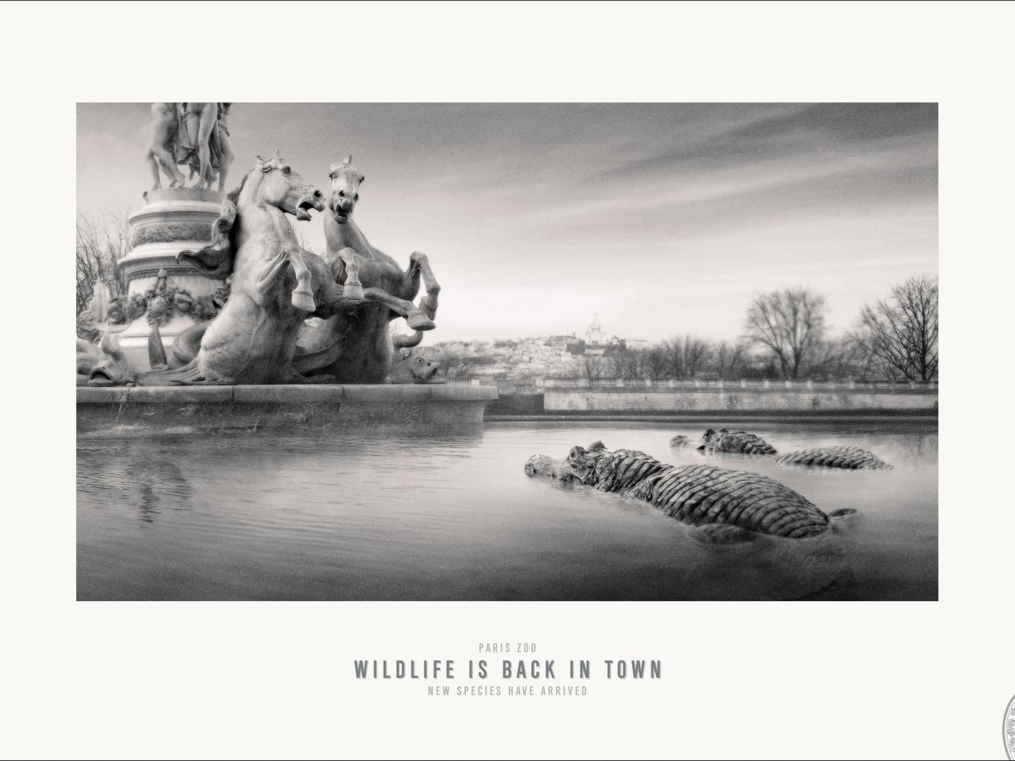 Image for Paris Zoo - Opera