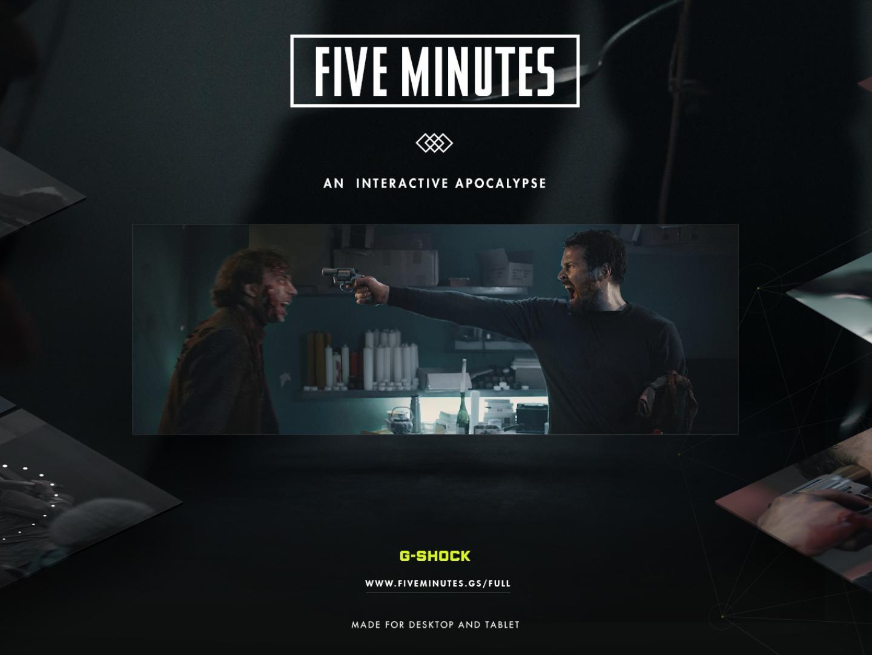 FIVE MINIUTES Thumbnail