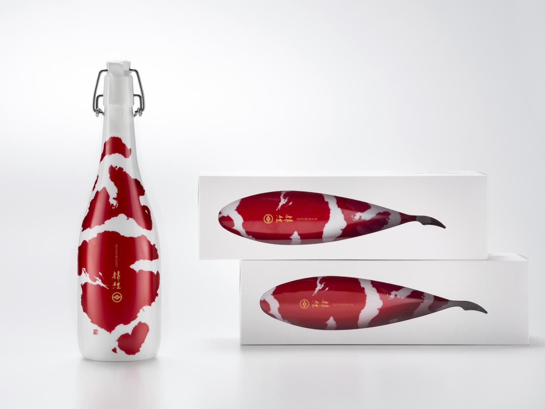 """Japanese sake """"KOI"""" Thumbnail"""