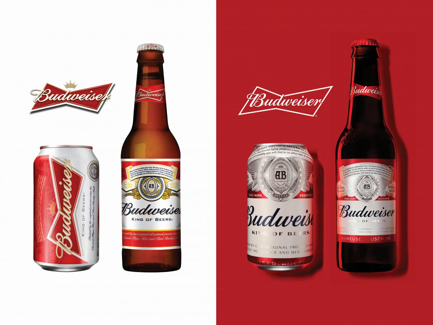 Budweiser Global Redesign Thumbnail