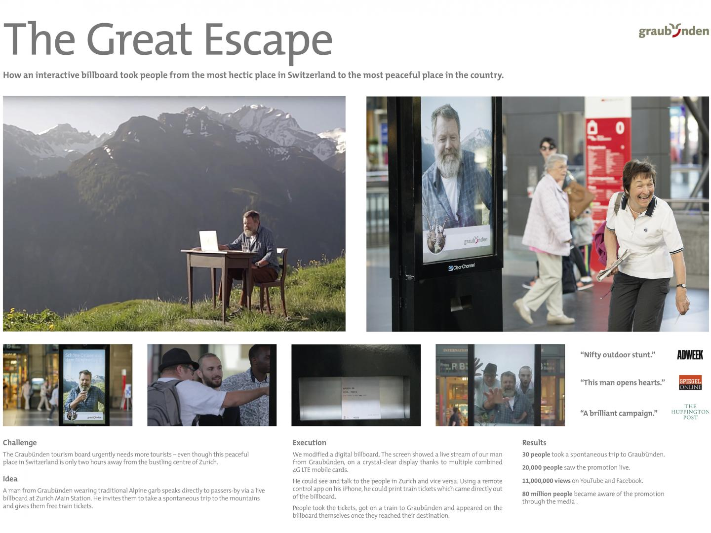 The Great Escape Thumbnail