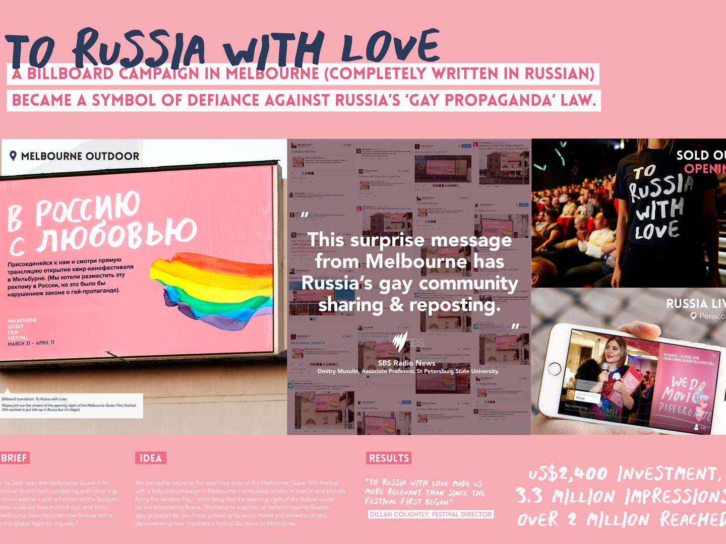 To Russia With Love Thumbnail
