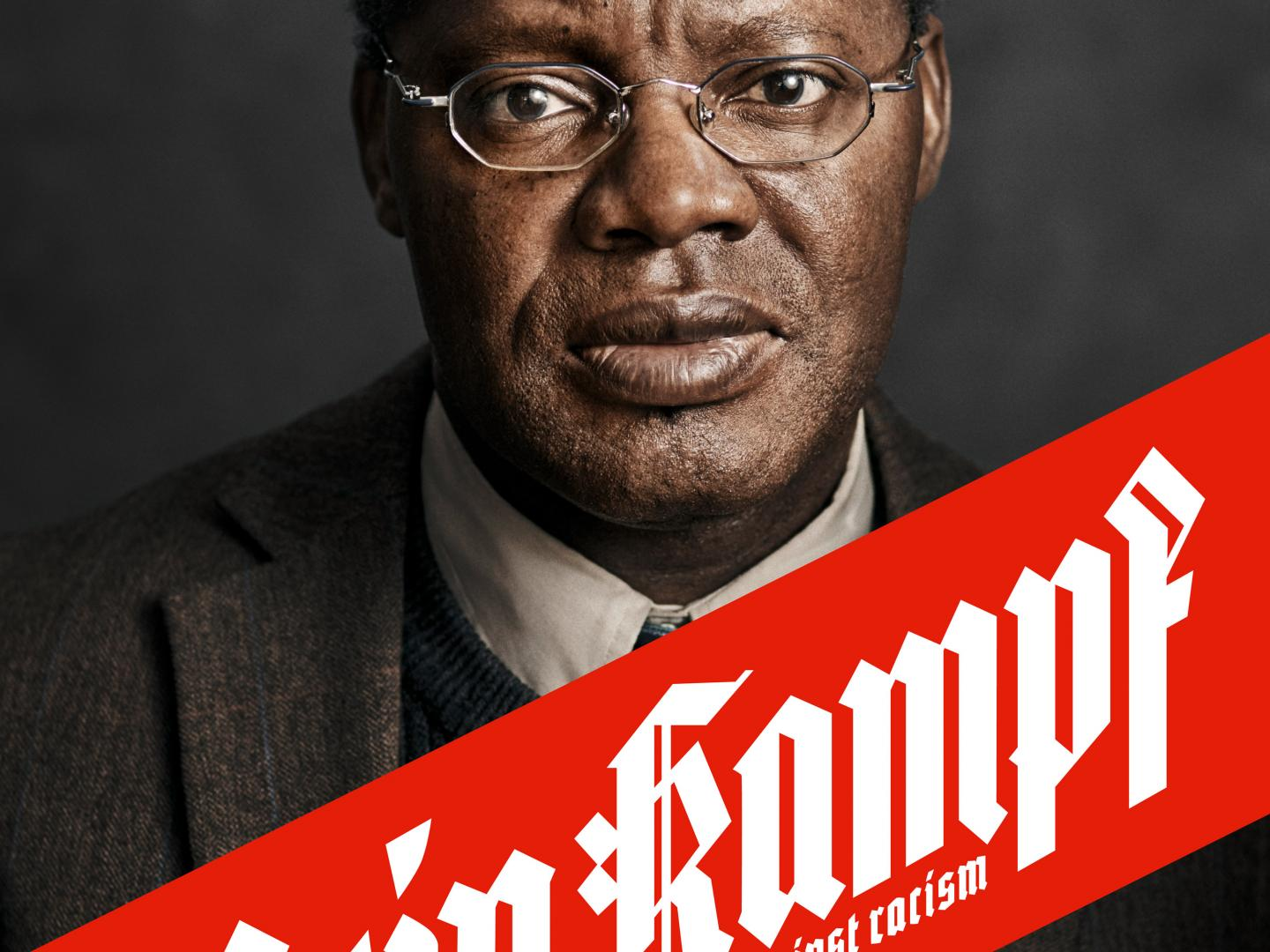 Image for Mein Kampf – against racism/ Print Ad:  José Paca
