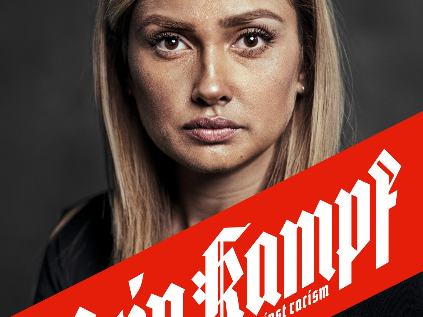 Image for Mein Kampf – against racism/ Print Ad:  Wana Limar