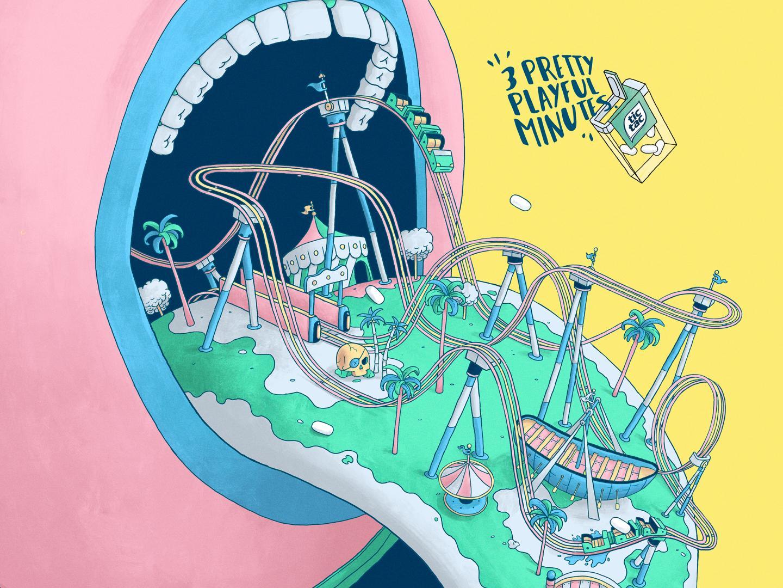 Roller Coaster Thumbnail