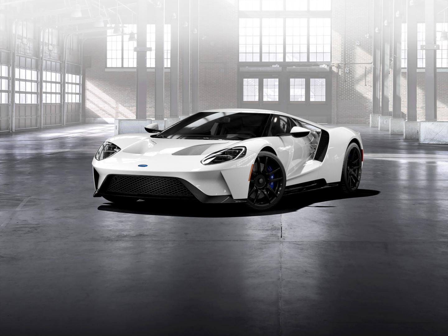 Ford GT: Innovation By Design Thumbnail