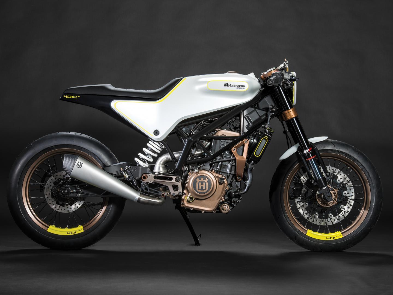 Husqvarna Motorcycles VITPILEN 401 Concept Thumbnail