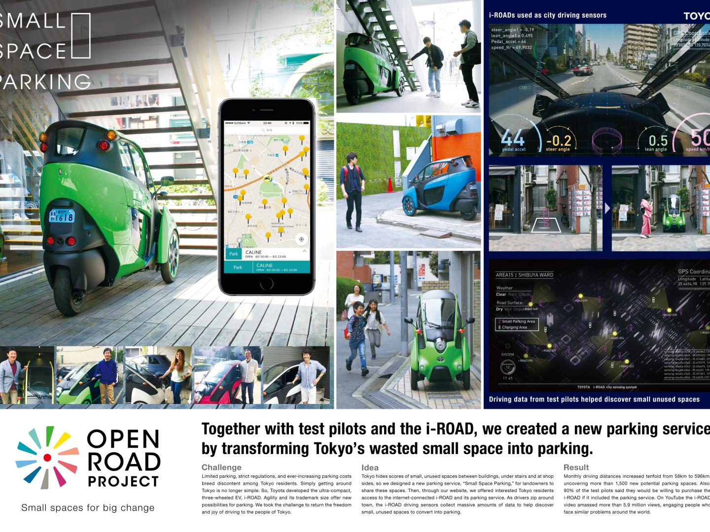 OPEN ROAD PROJECT Thumbnail