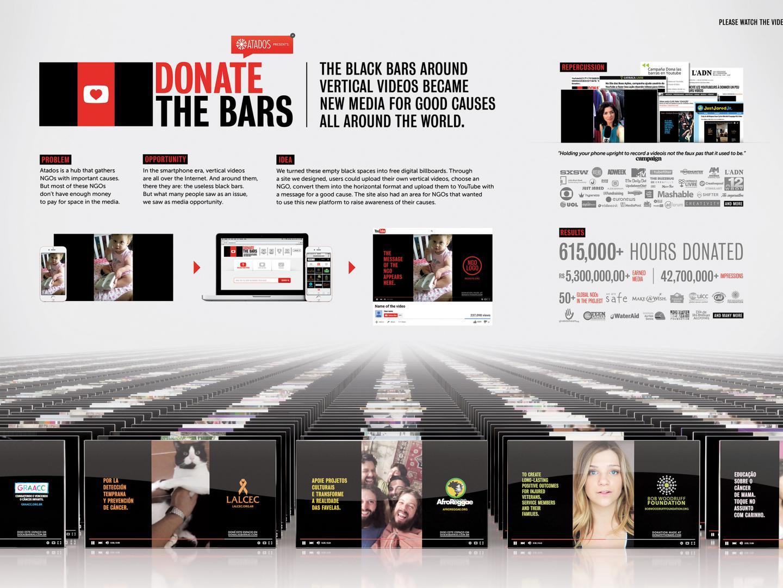 Donate the Bars Thumbnail