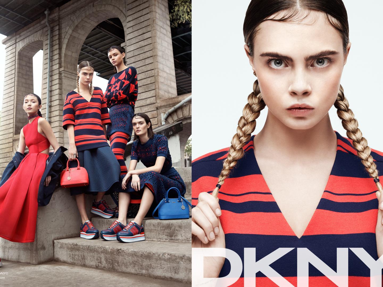 DKNY SS15 Thumbnail
