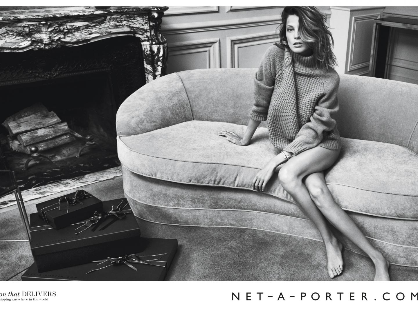 Image for Net-a-Porter FW14 Campaign