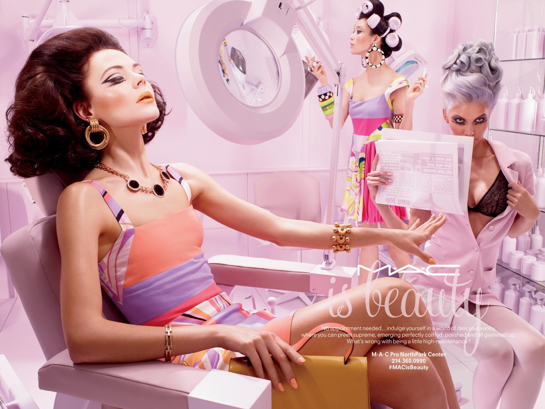 MAC is Beauty Ad Thumbnail