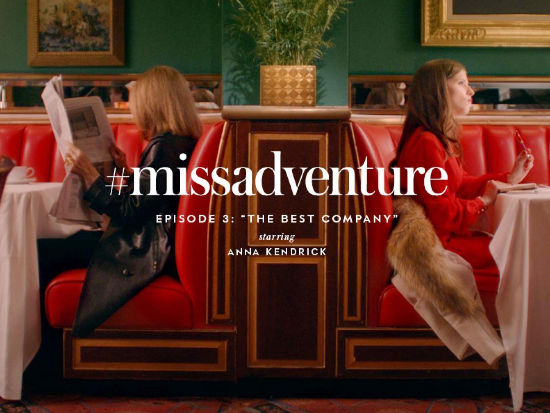 Image for #missadventure episode 3: