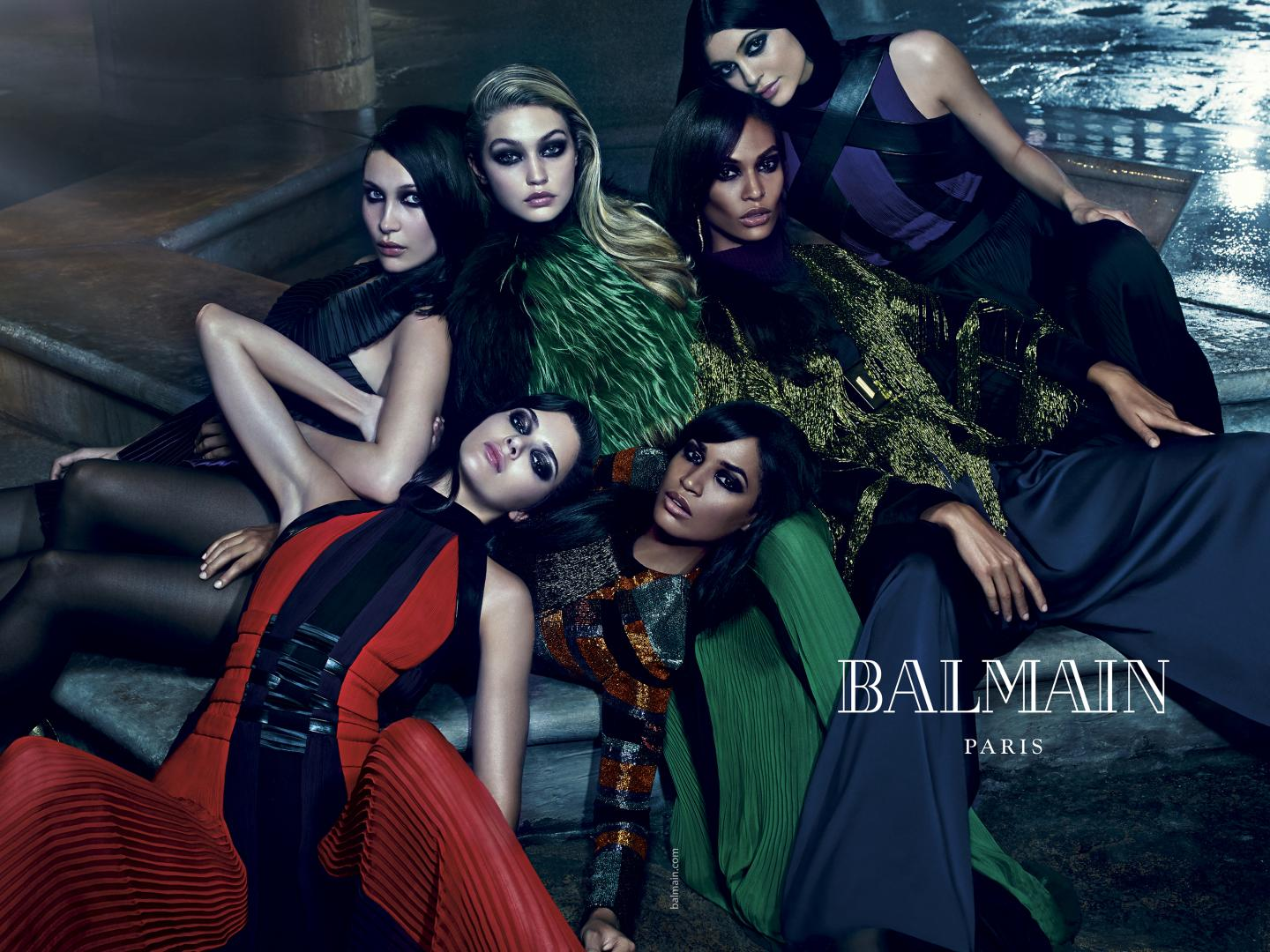 Balmain Fall/Winter 2015 Thumbnail