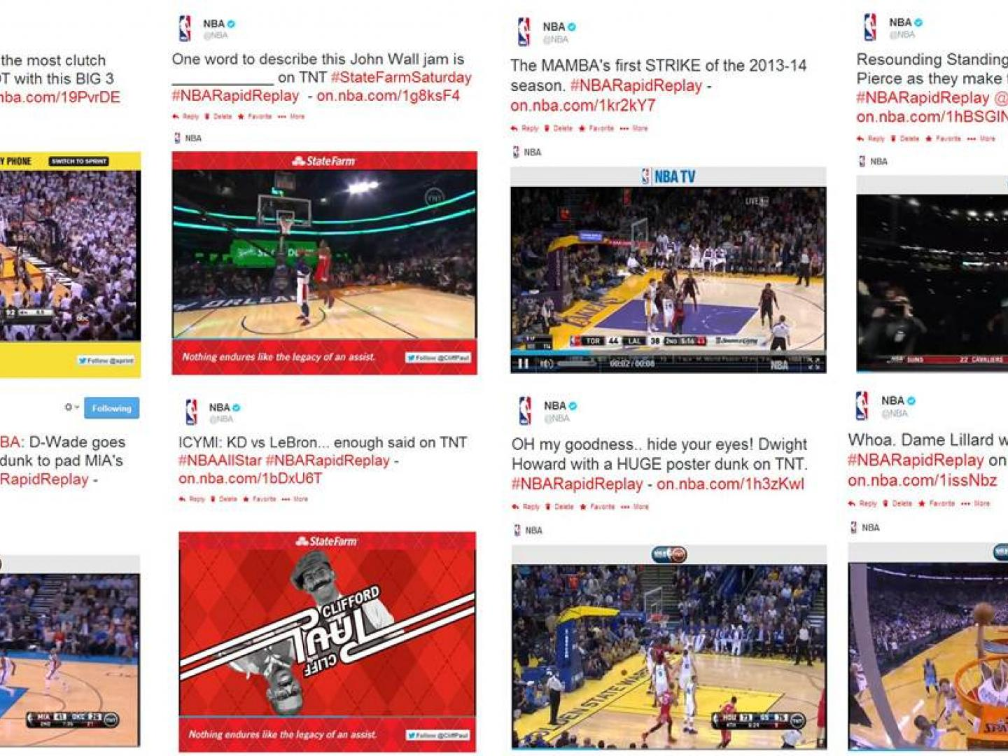 NBA Use of Twitter Amplify Thumbnail
