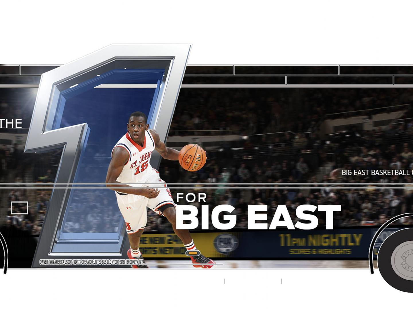 SUPER BOWL BUSES - The 1 for Big East Thumbnail