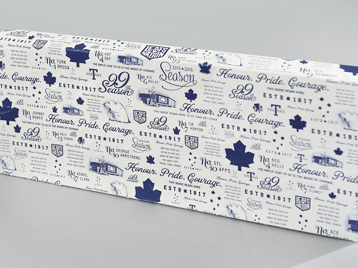 Toronto Maple Leafs 2015-2016 Season Ticket Package Thumbnail
