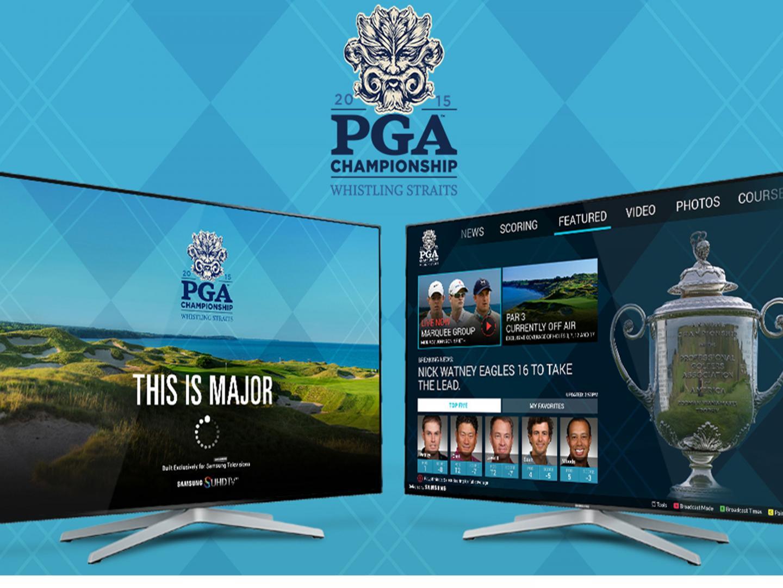 PGA Championship LIVE Thumbnail
