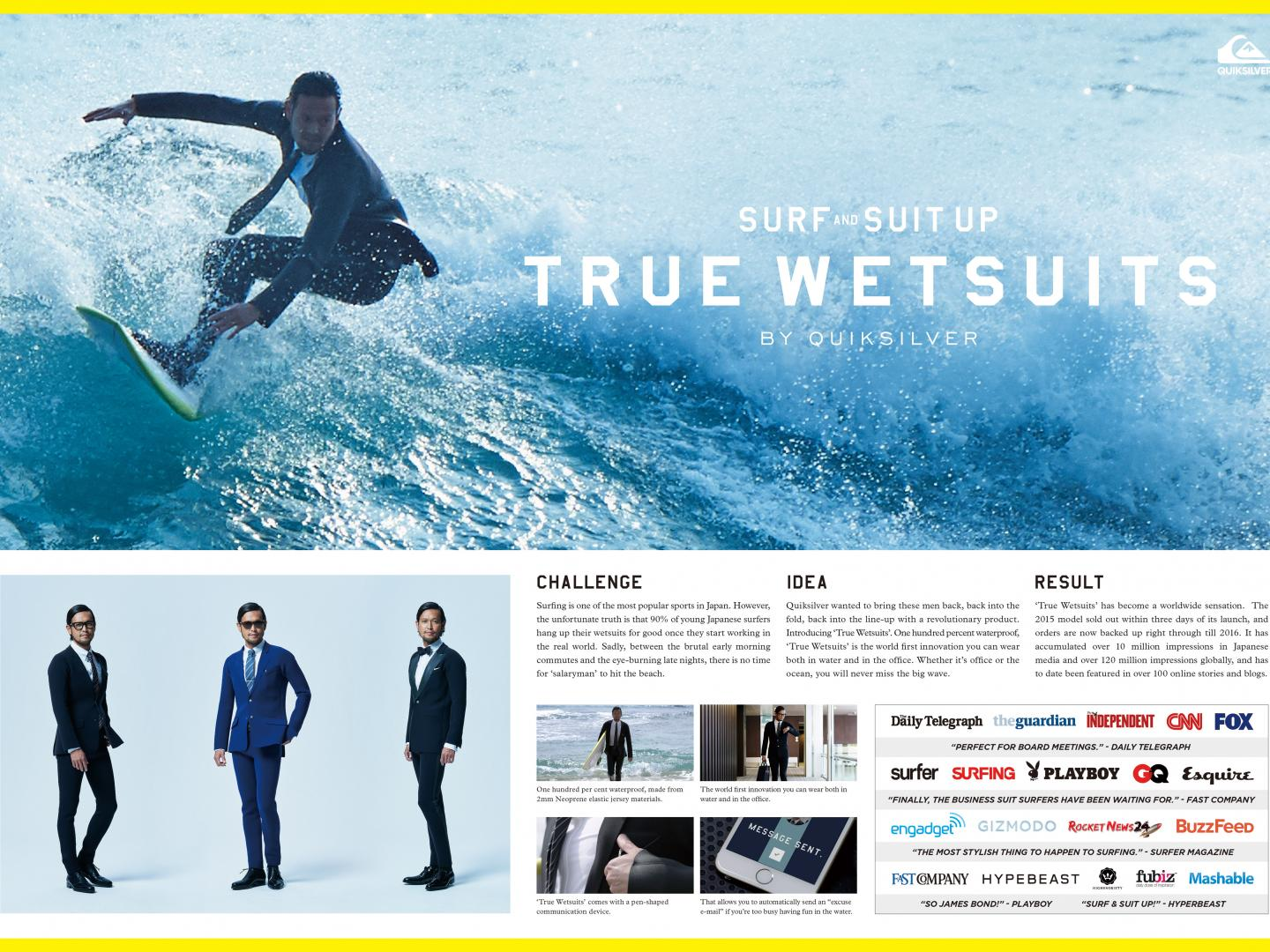 True Wetsuits Thumbnail