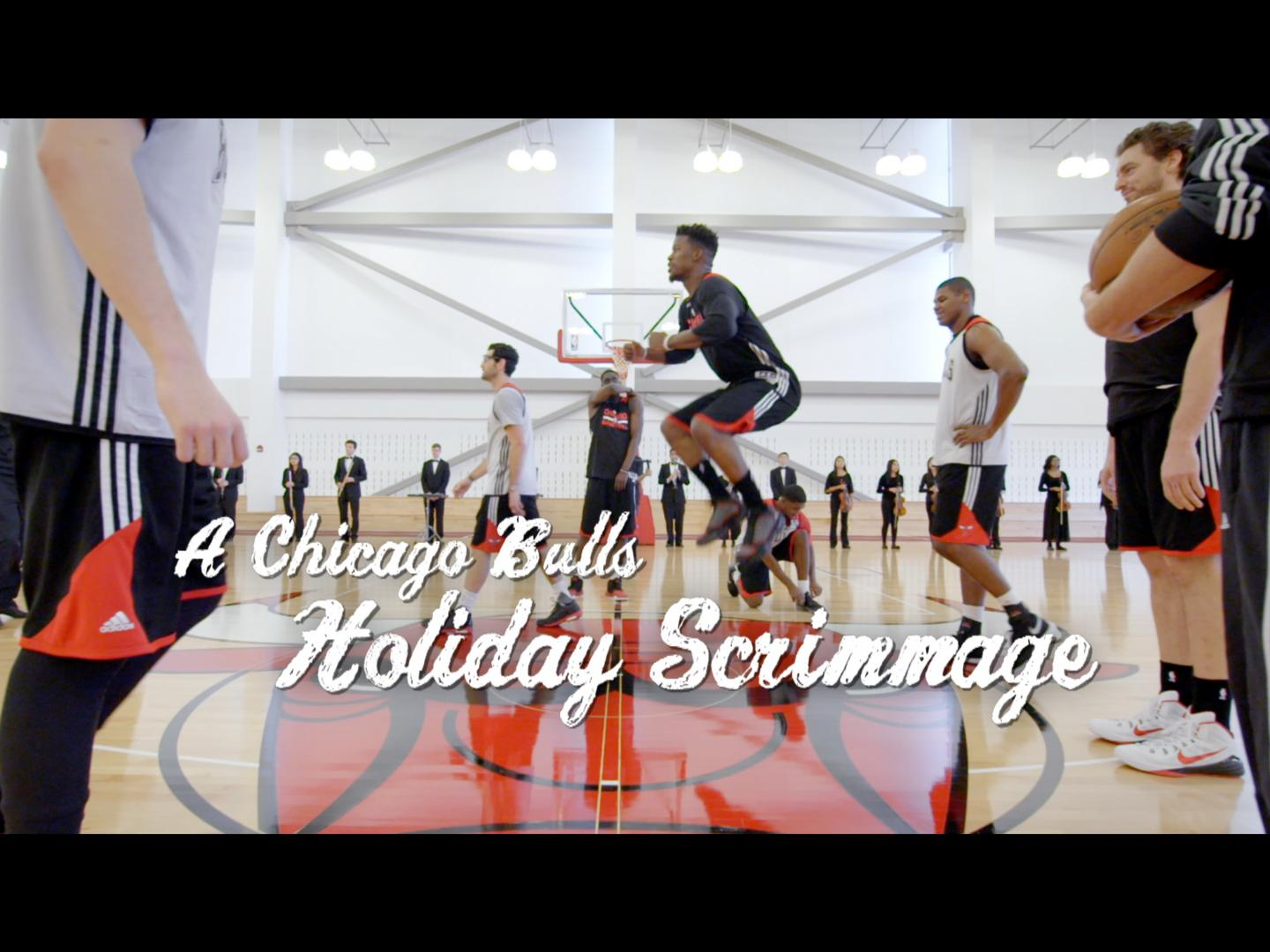 A Chicago Bulls Holiday Scrimmage Thumbnail