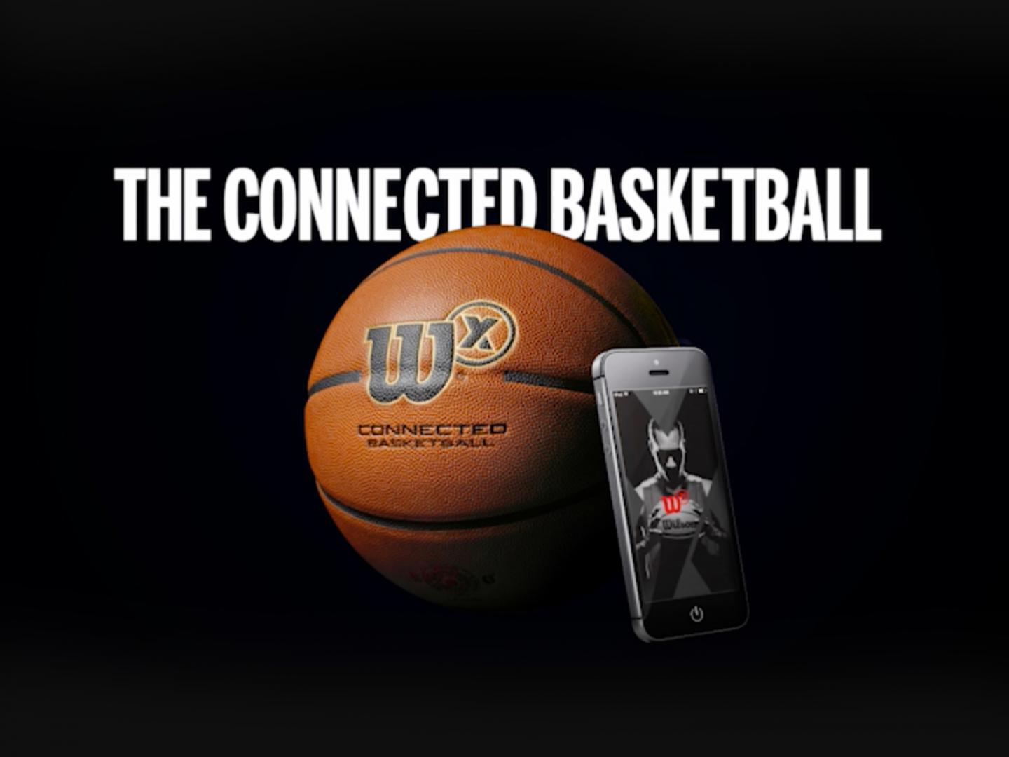 Wilson X Connected Basketball Thumbnail