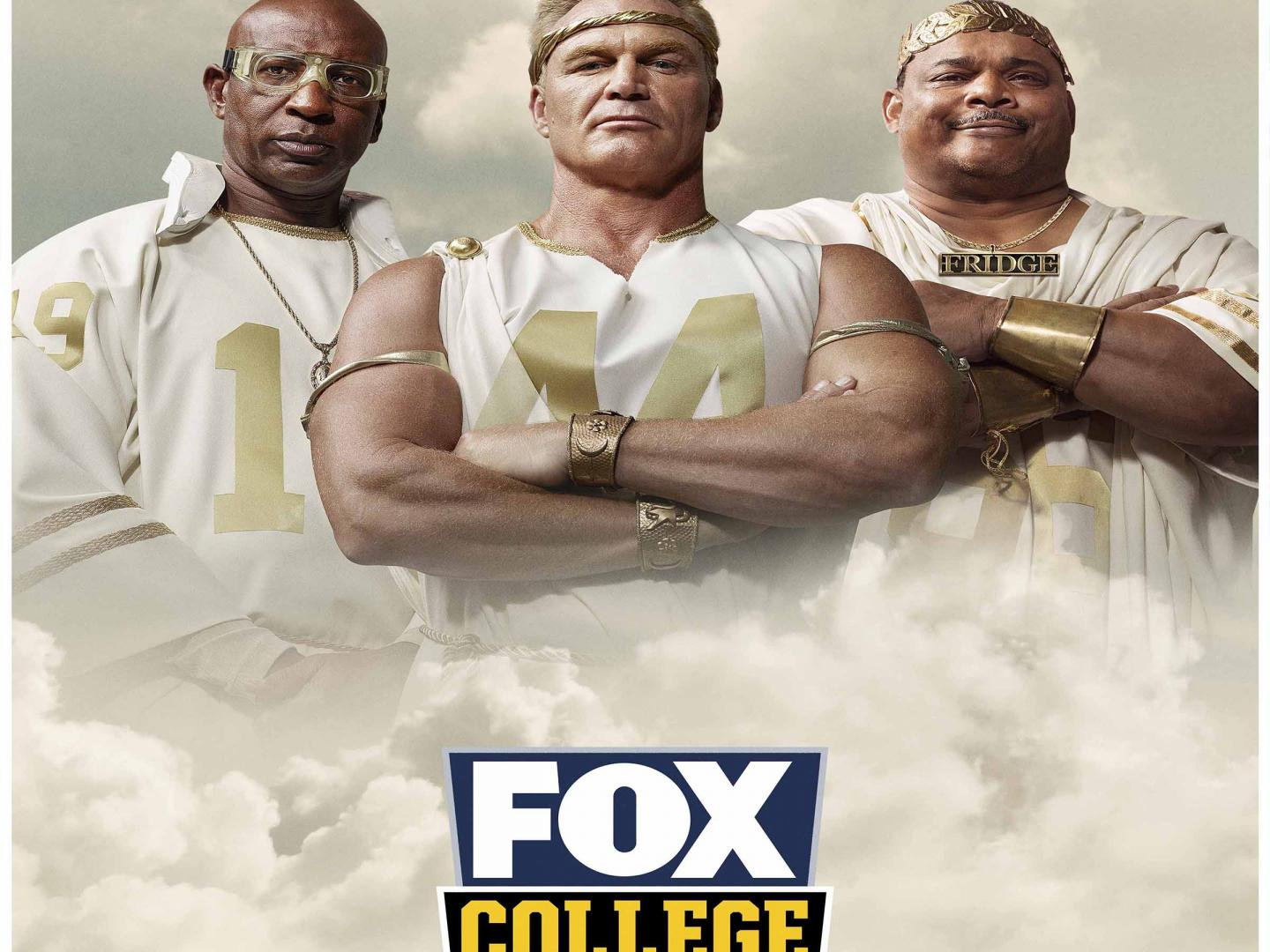 College Football on FOX/FS1: Integrated Campaign Thumbnail