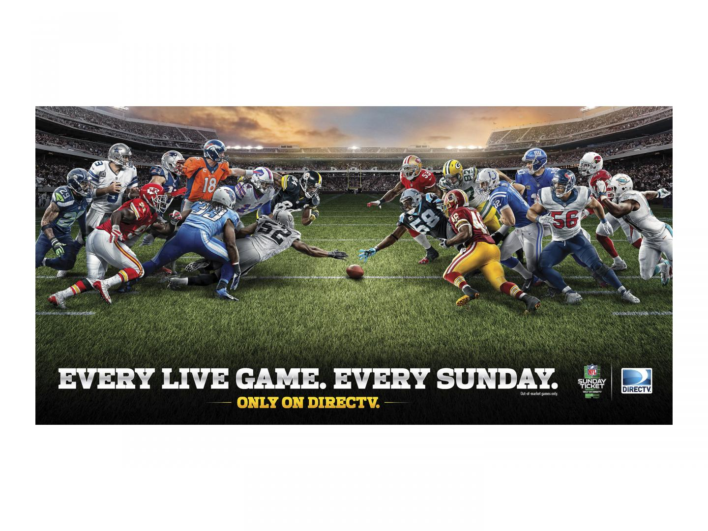 NFL Sunday Ticket Banner Thumbnail
