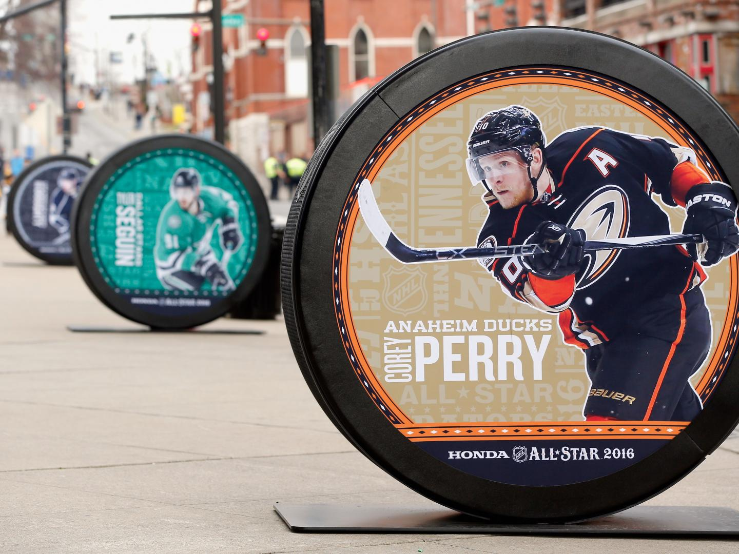Outdoor Pucks Thumbnail