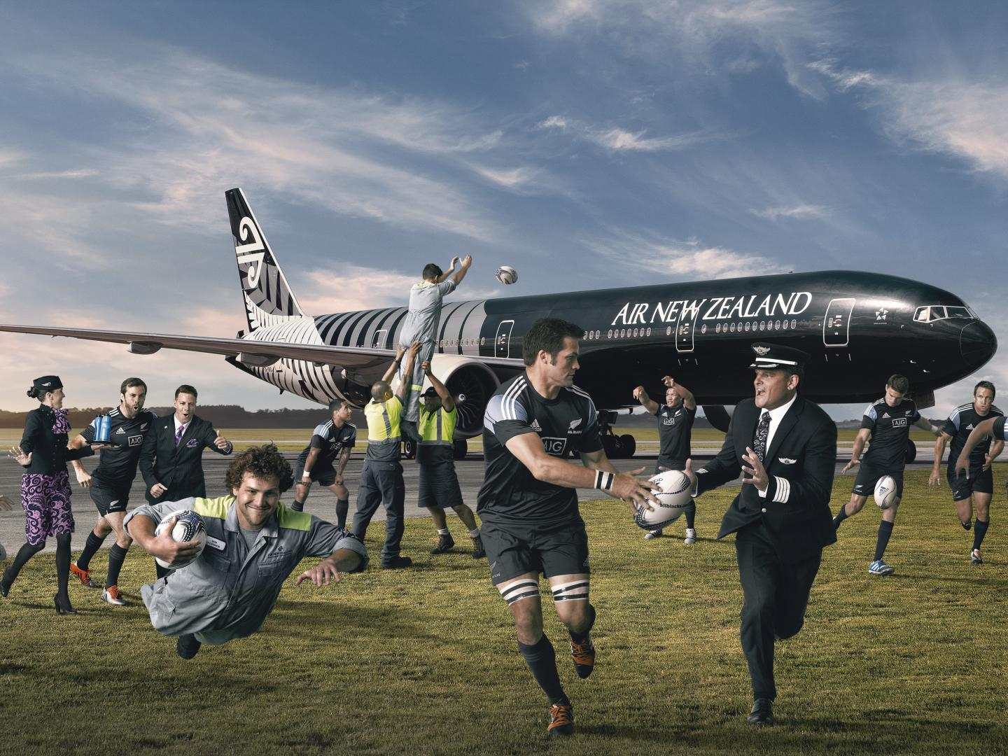Crazy About Rugby – Air New Zealand's Sponsorship of the All Blacks Thumbnail