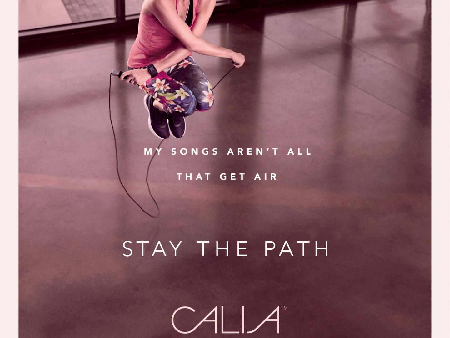 Image for CALIA by Carrie Underwood - Stay The Path