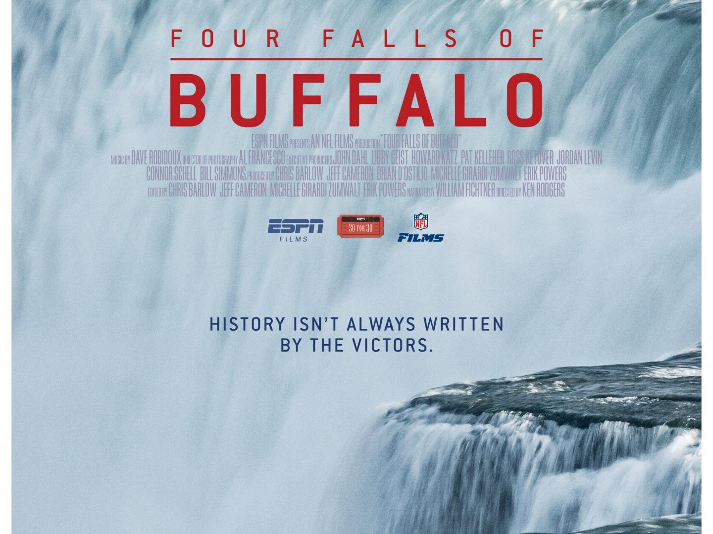 Four Falls Of Buffalo Thumbnail